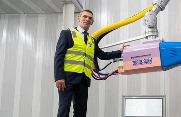 福布斯世界纪录认证:世界最大的3D打印钛火箭