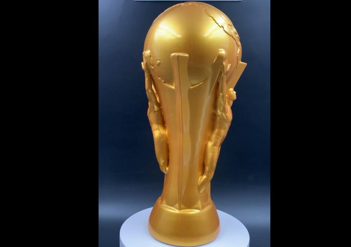 魔猴网3D打印案例:3D打印奖杯