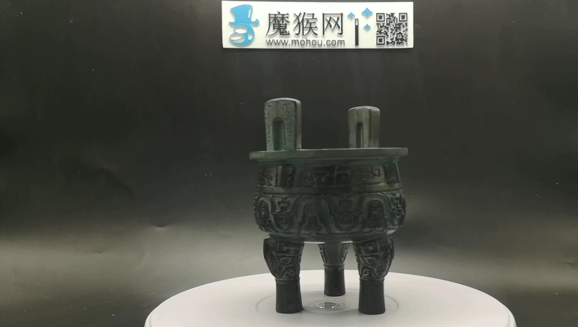 魔猴网3D打印案例:3D打印仿文物 - 图片