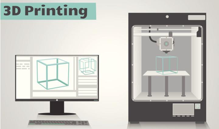 魔猴网3D打印视频案例:3D打印高性能尼龙埋置螺母