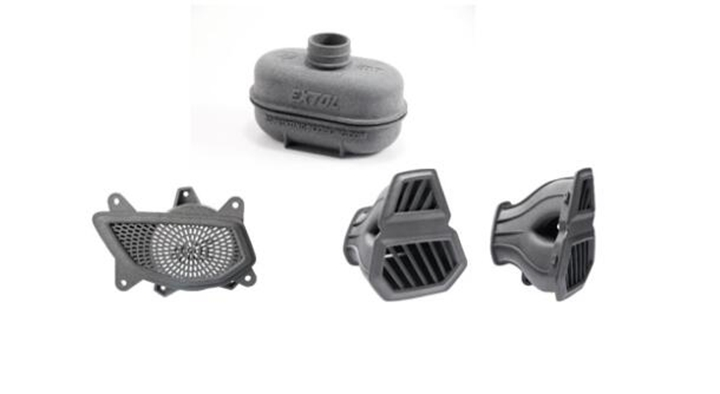 案例详解惠普3D打印材料家族,PP 新材料面向更广泛的工业应用