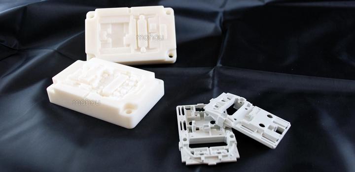魔猴网新增3D打印材料:强韧、耐强温260度Somos® PerFORM纳米陶瓷树脂材质