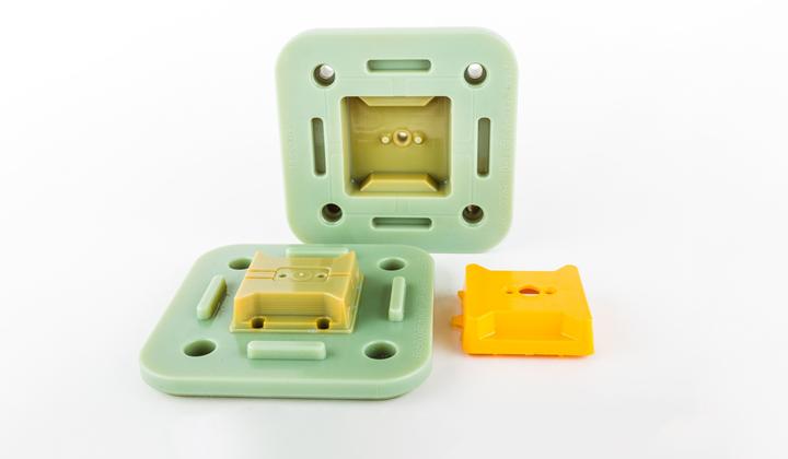 可直接用于注塑模具的3D打印材料之比较