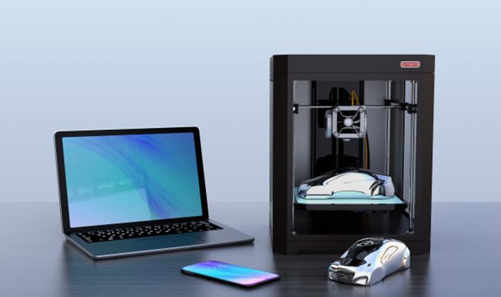 普通桌面级3D打印机与工业级3D打印机的区别有哪些?