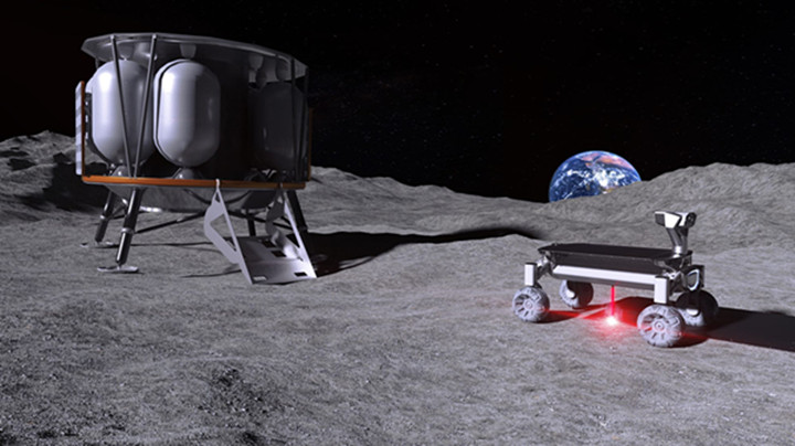探月新进展:科学家首次在零重力下进行月球重石3D打印 - 图片