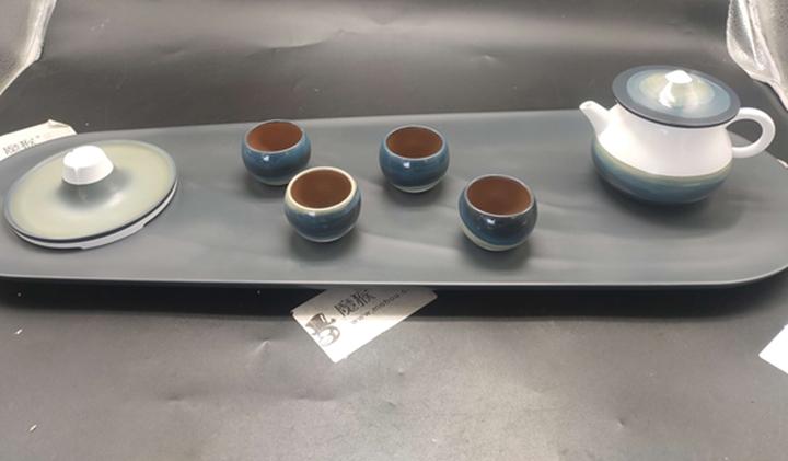 魔猴网3D打印视频案例:3D打印创意茶具