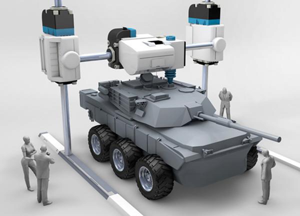 宾夕法尼亚大学开发用于美国军队的3D打印超韧性钢的新方法
