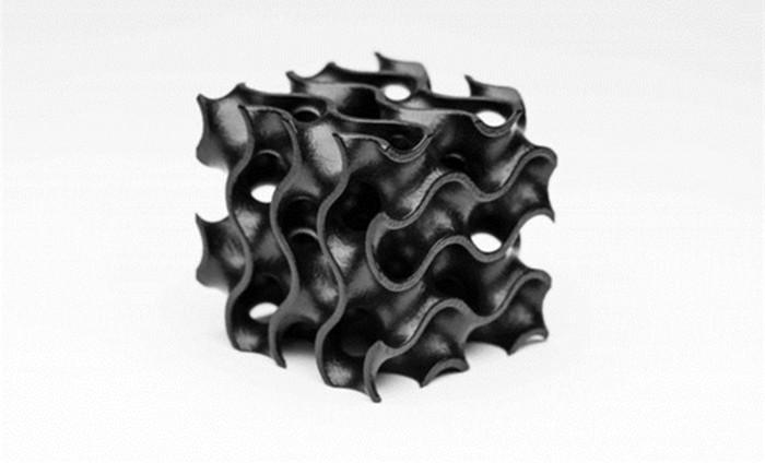 全新3D打印技术:SAF选择性吸收融合
