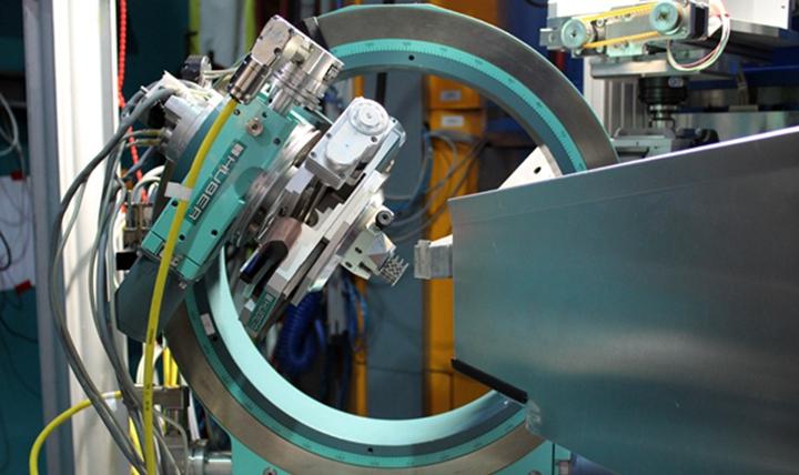 研究小组使用中子检测3D打印零件中的内部应力