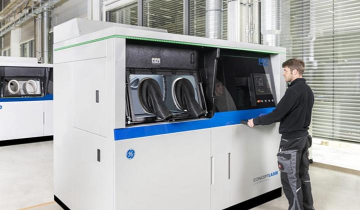 从铸造到3D打印技术,GE的成本降低了35%