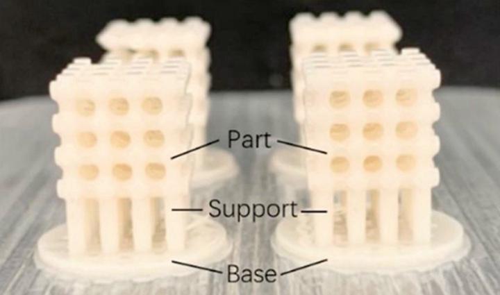 中国科学家利用核燃料3D打印陶瓷结构创造氚