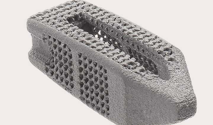 ORTHOFIX MEDICAL 推出用于脊柱融合手术的新型3D打印腰椎装置 - 图片