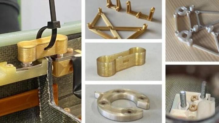 高性能材料3D打印如何应用于终端部件的小批量生产 - 图片