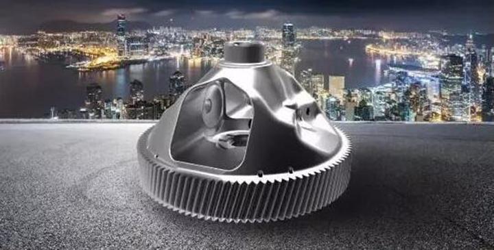 从世界上第一个3D打印电动机看增材制造在电驱动方面的应用发展 - 图片