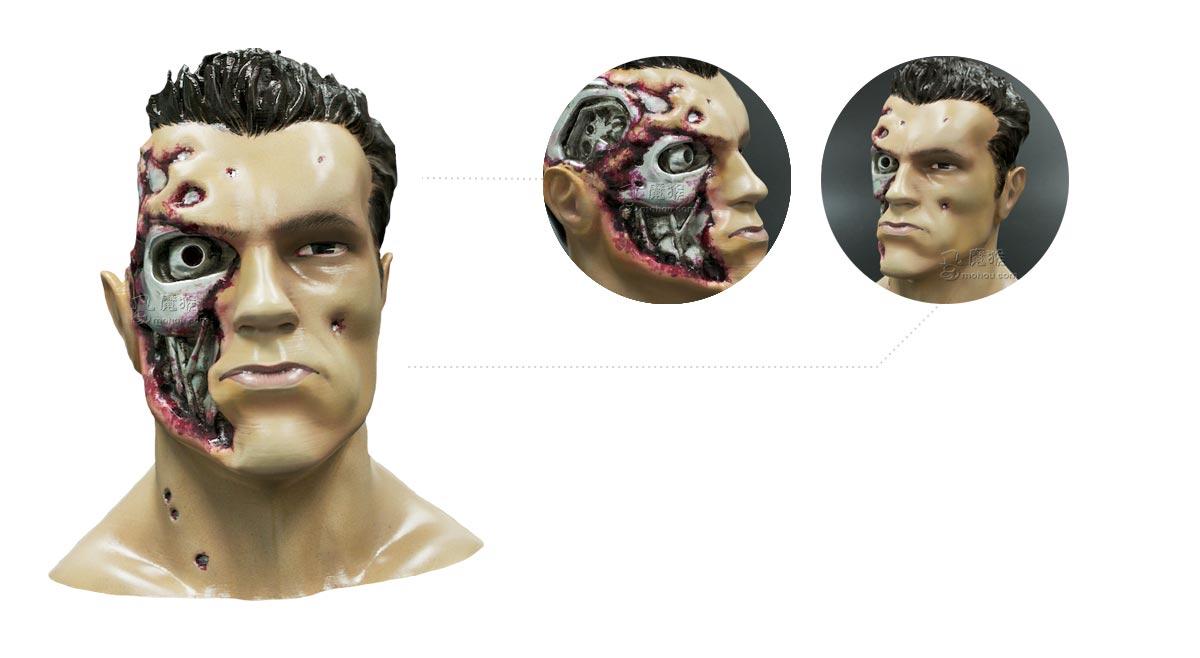 """我们用3D打印把终结者的""""脑洞""""大开"""