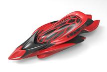 看!3D打印飞船来袭,形象又逼真